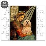 Lhasa Apso 9 - Madonna.png Puzzle