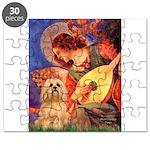 Lhasa Apso 9 - Mandolin Angel.png Puzzle
