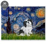 Lhasa Apso 2 - Starry Night.png Puzzle