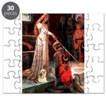 Lhasa Apso 4 - The Accolade.png Puzzle