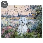 By the Seine - Maltese (B) - MP2.png Puzzle