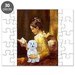 Reading / Maltese Puzzle