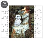 Ophelia #1 / Maltese (B) Puzzle