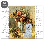 Vase / Maltese (B) Puzzle