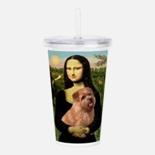 card-Mona-Norfolk1.PNG Acrylic Double-wall Tumbler