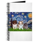 Starry-Pom PUPPY TRIO.png Journal