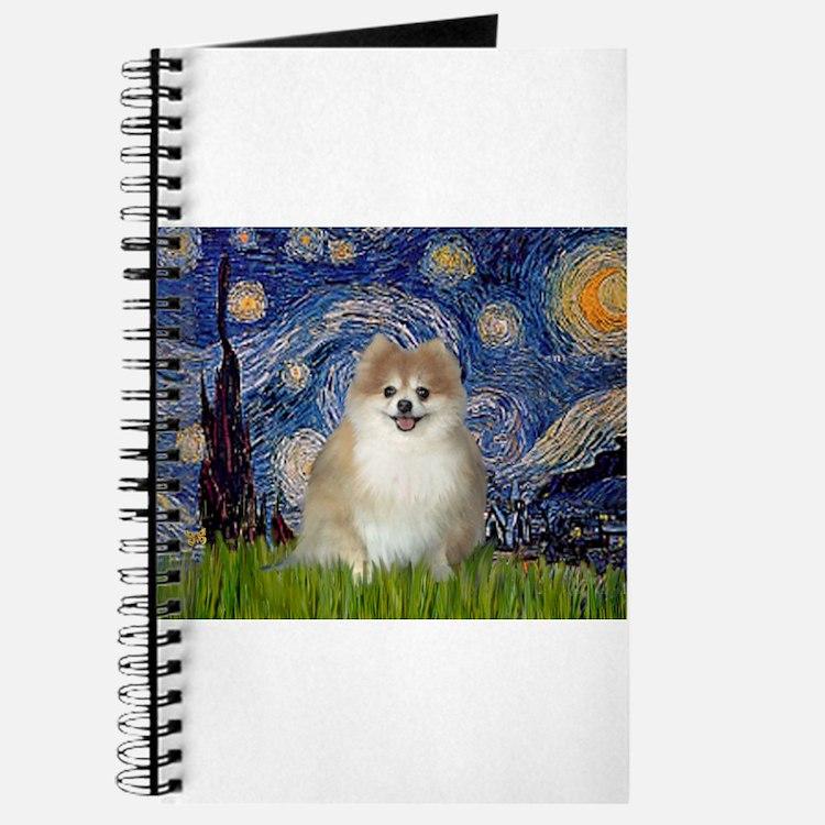 Starry-Pom1-Cream-white.png Journal