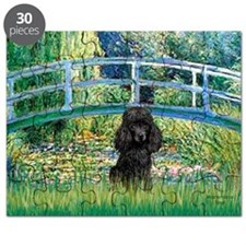Poodle (black 1) - Bridge.png Puzzle