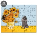 Poodle (8S) - Sunflowers.png Puzzle