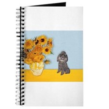 Poodle (8S) - Sunflowers.png Journal