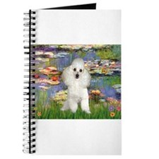 5.5x7.5-Lilies2-Poodle-Wht7.png Journal