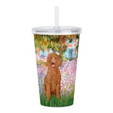MP-GARDEN-Poodle-ST-Apricot1.png Acrylic Double-wa