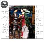 5.5x7.5-Tristam-PoodlePAIR-ST.PNG Puzzle