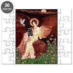 3-ANGEL1-BlkPUG14.png Puzzle