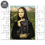 MONA-Pug-Blk-new-C-red.png Puzzle