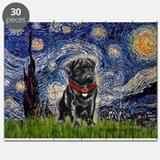 MP-STARRY-Pug-Blk14.png Puzzle