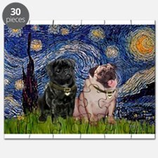 5x7-Starry-PugPair.png Puzzle