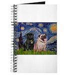 5x7-Starry-PugPair.png Journal