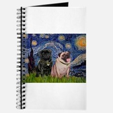 5x7-Starry-PugPair.png Journal