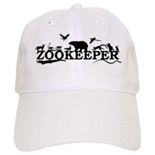 zookeeper logo Baseball Cap