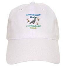 Free flying Baseball Cap