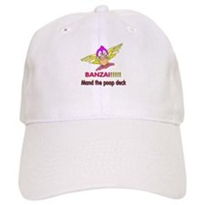 Funny Flamingo humor Baseball Cap