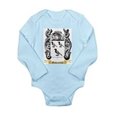 Giovannini Long Sleeve Infant Bodysuit