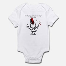 Drum Major - Lauren Infant Bodysuit