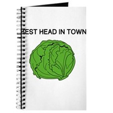 Best Head In Town Journal