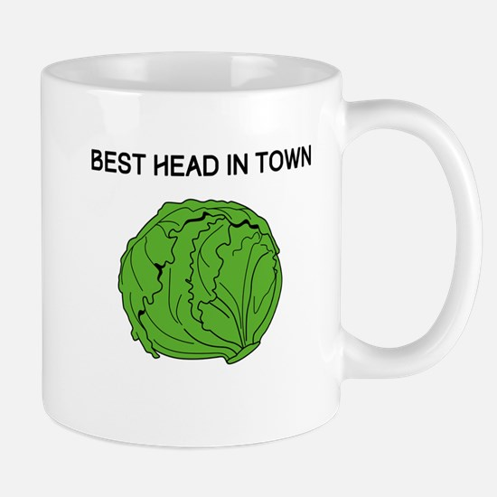 Best Head In Town Mugs