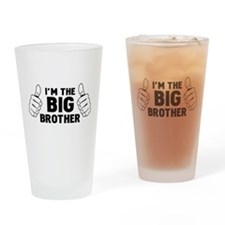 I'm the big brother Drinking Glass