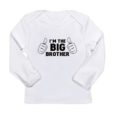 I'm the big brother Long Sleeve T-Shirt