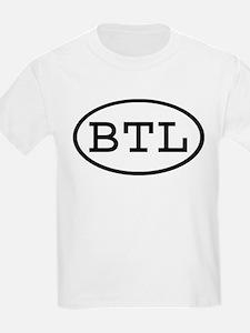 BTL Oval T-Shirt