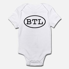 BTL Oval Infant Bodysuit