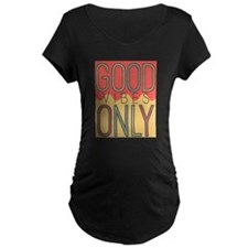 Good Vibes Only Color T-Shirt