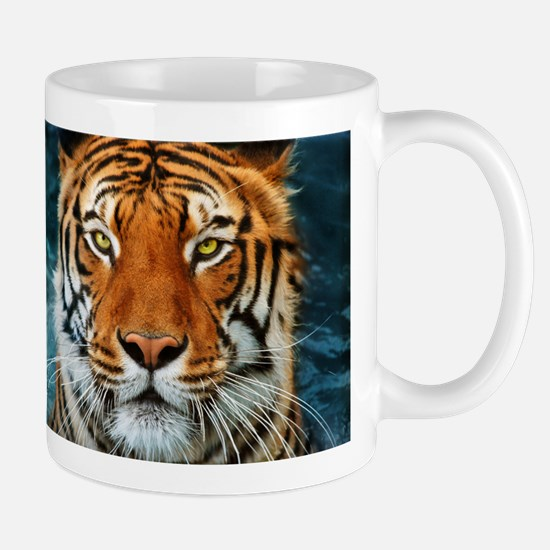 Tiger in Water Photograph Mugs