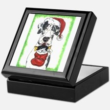 Stocking Keepsake Box