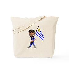 Uruguay Boy Tote Bag