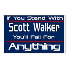 Can't Stand Walker Decal
