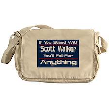 Can't Stand Walker Messenger Bag