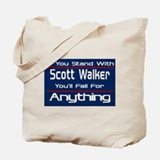 Can't Stand Walker Tote Bag