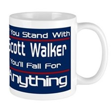 Can't Stand Walker Mugs