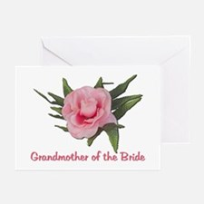 Grandmother of the Bride Greeting Cards (Package o