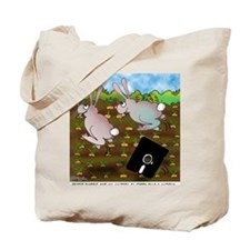 Rabbit Cartoon 8724 Tote Bag