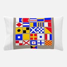 Nautical Flags--large.jpg Pillow Case