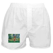 Rhodesian Ridgeback 1 - Bridge.png Boxer Shorts