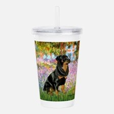 MP-GARDEN-M-Rottie5.png Acrylic Double-wall Tumble