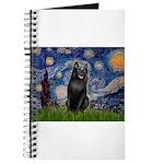 Schipperke 5 - Starry Night.png Journal