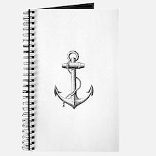 Cute Anchors Journal