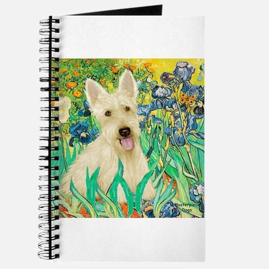 Irises / Scottie (w) Journal